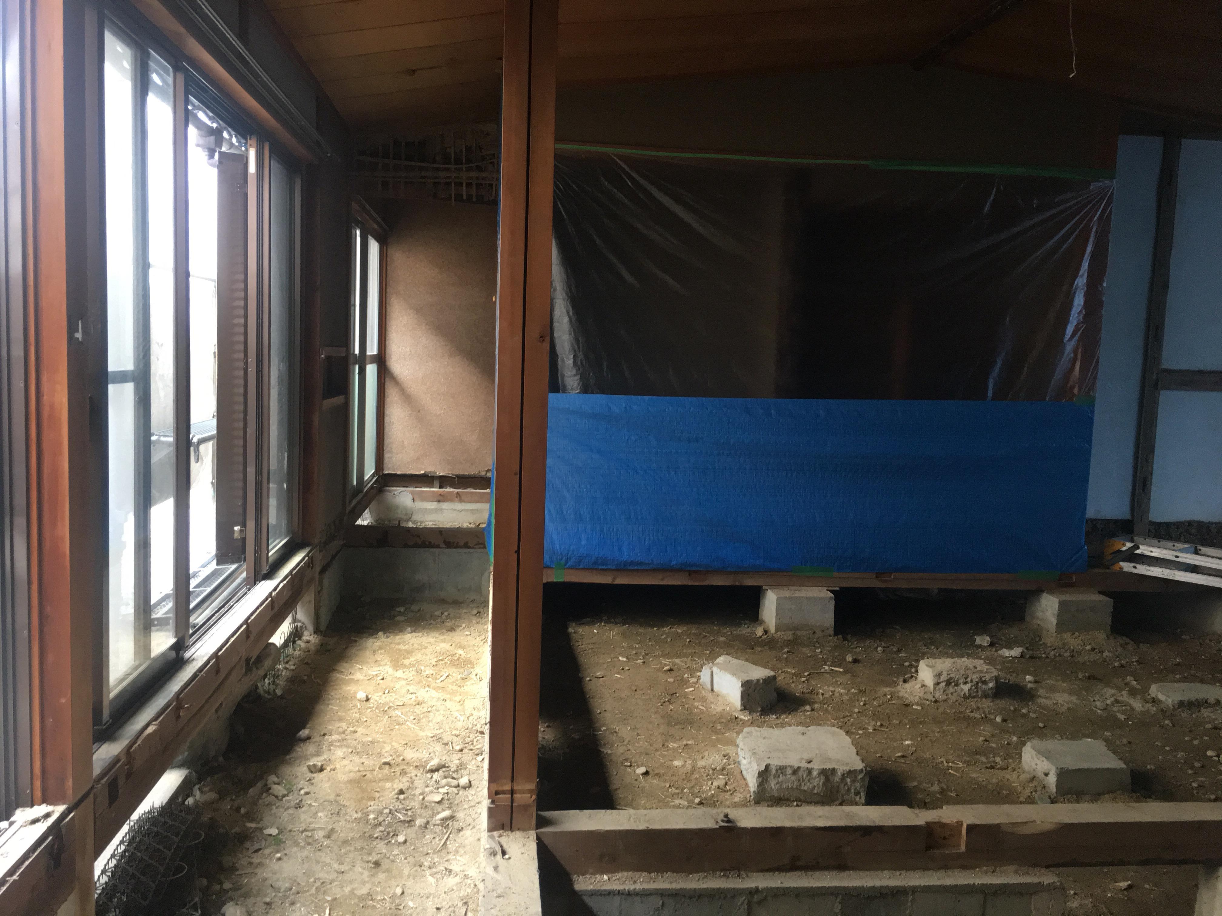 京田辺市リノベーションの画像