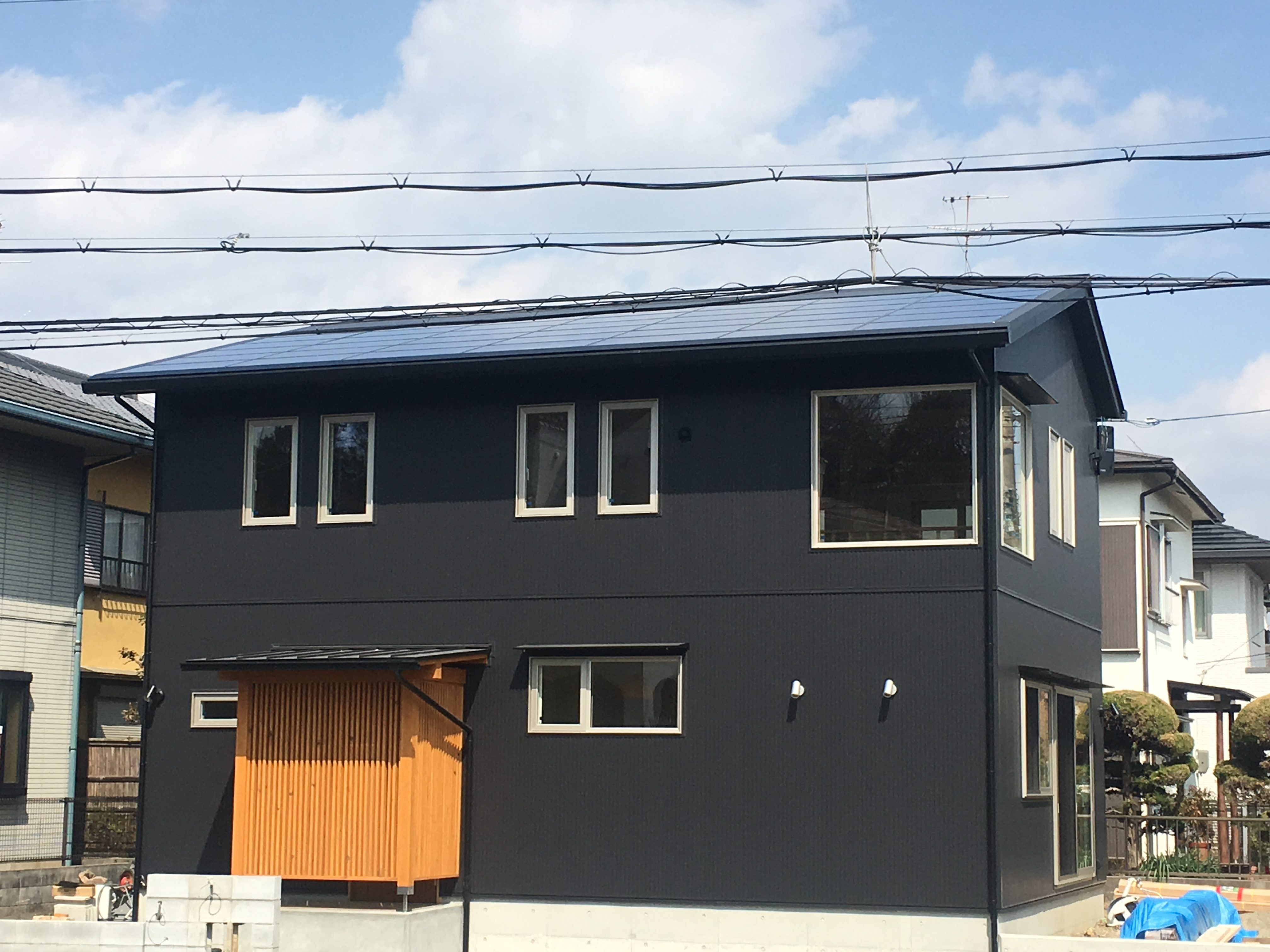 川西市清和台の家2018.4.8の画像