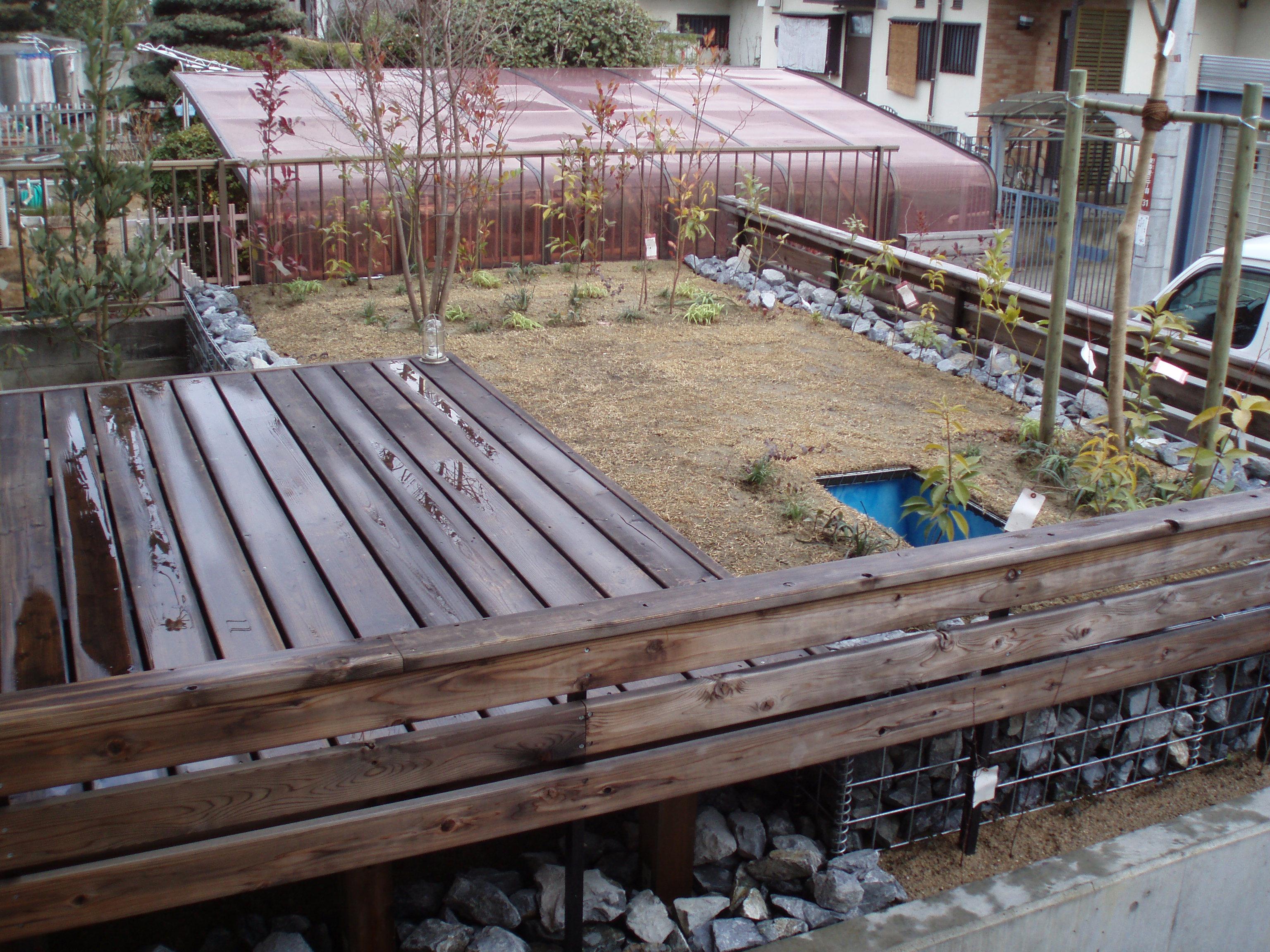 枚方香里庭 201102の画像