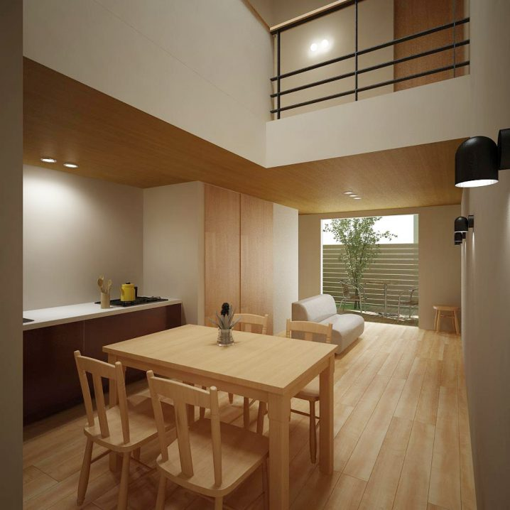 堺 5条通りの家20160626-1の家