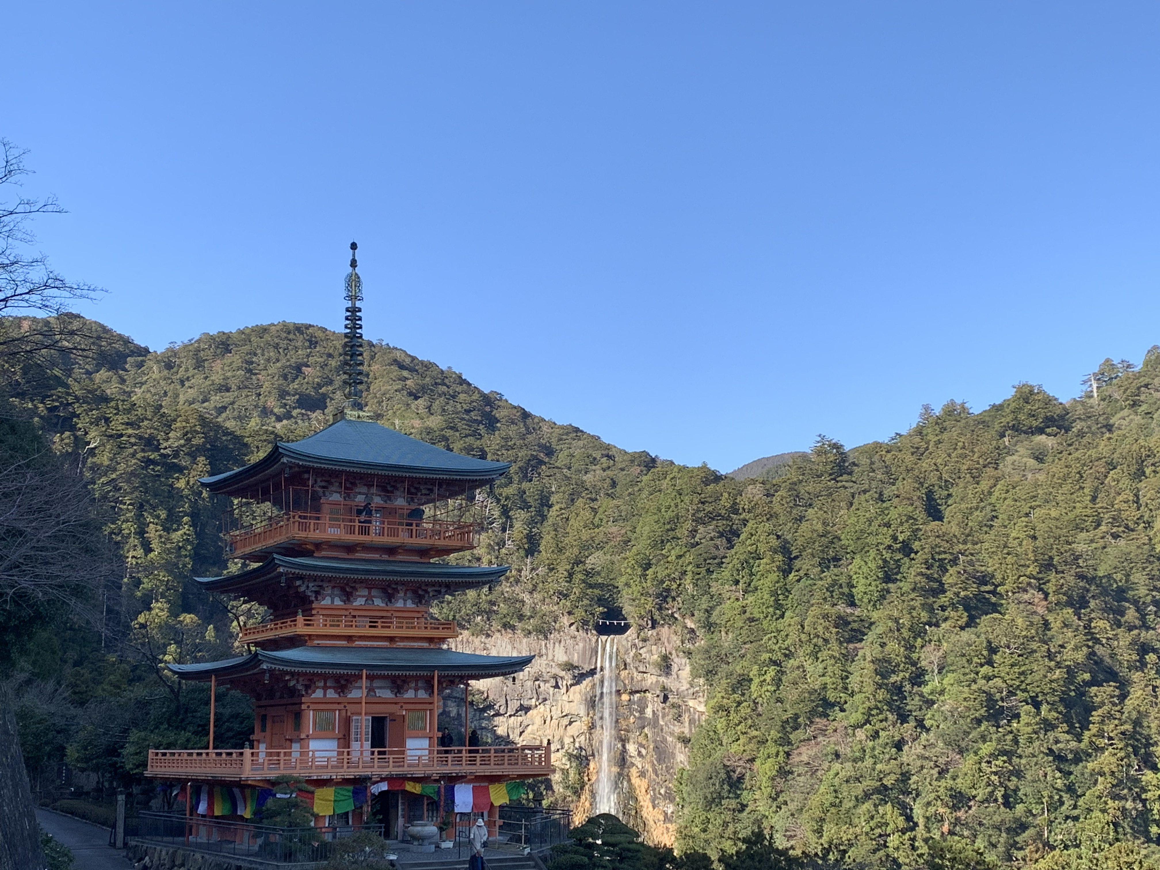 熊野那智大社20190101-2の画像