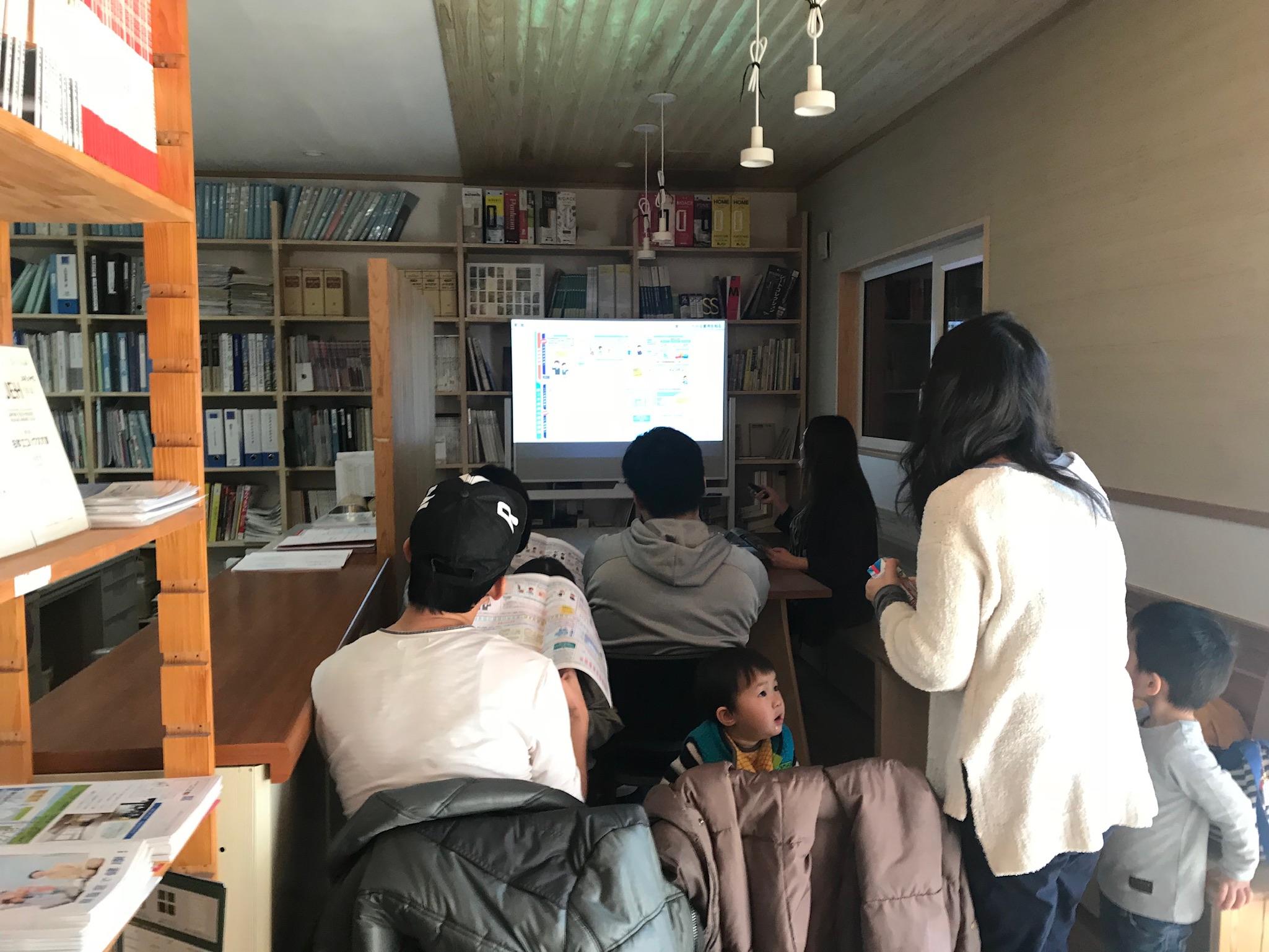 勉強会の様子20190216の画像