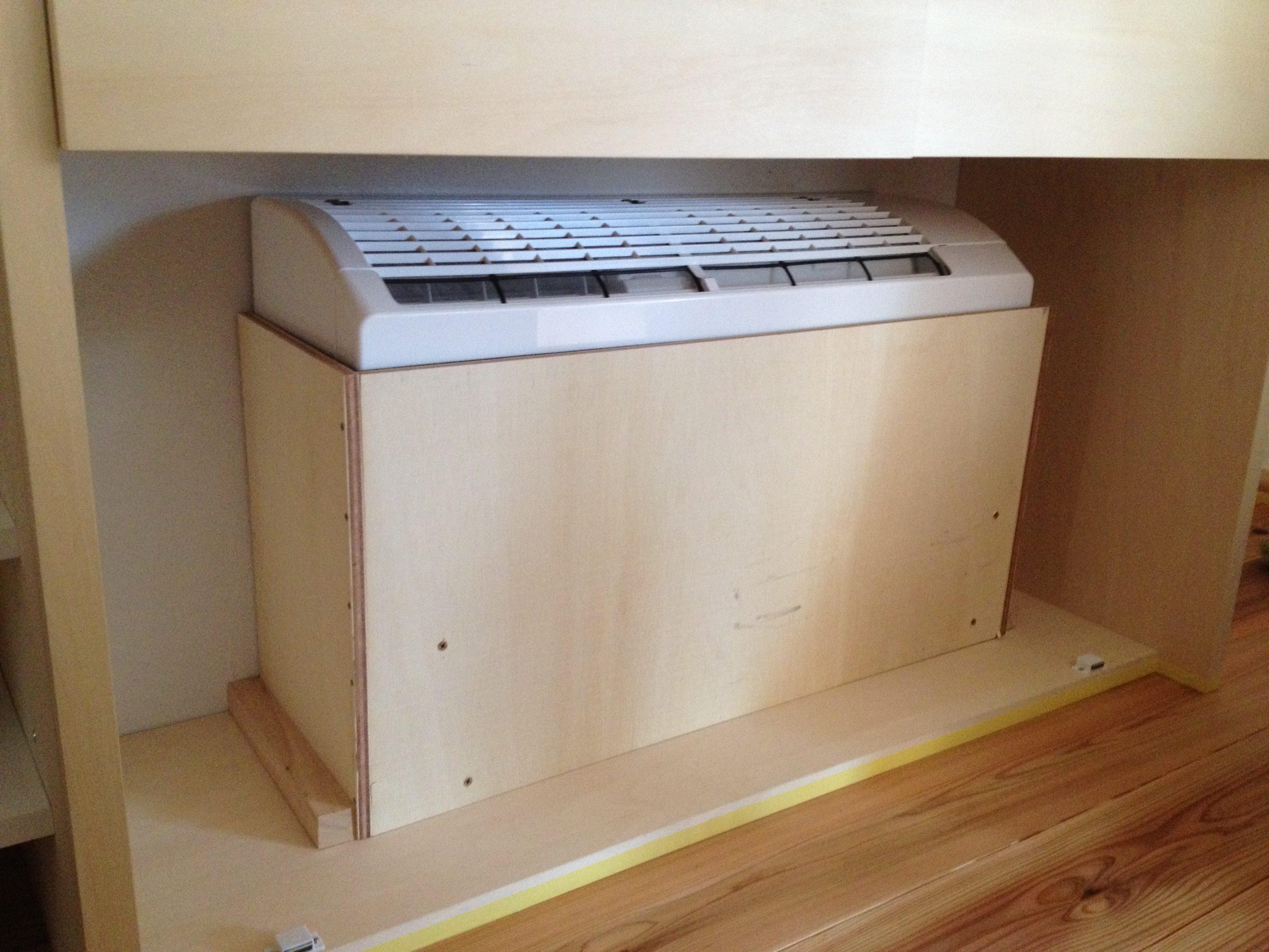 床下エアコン2012-2の写真