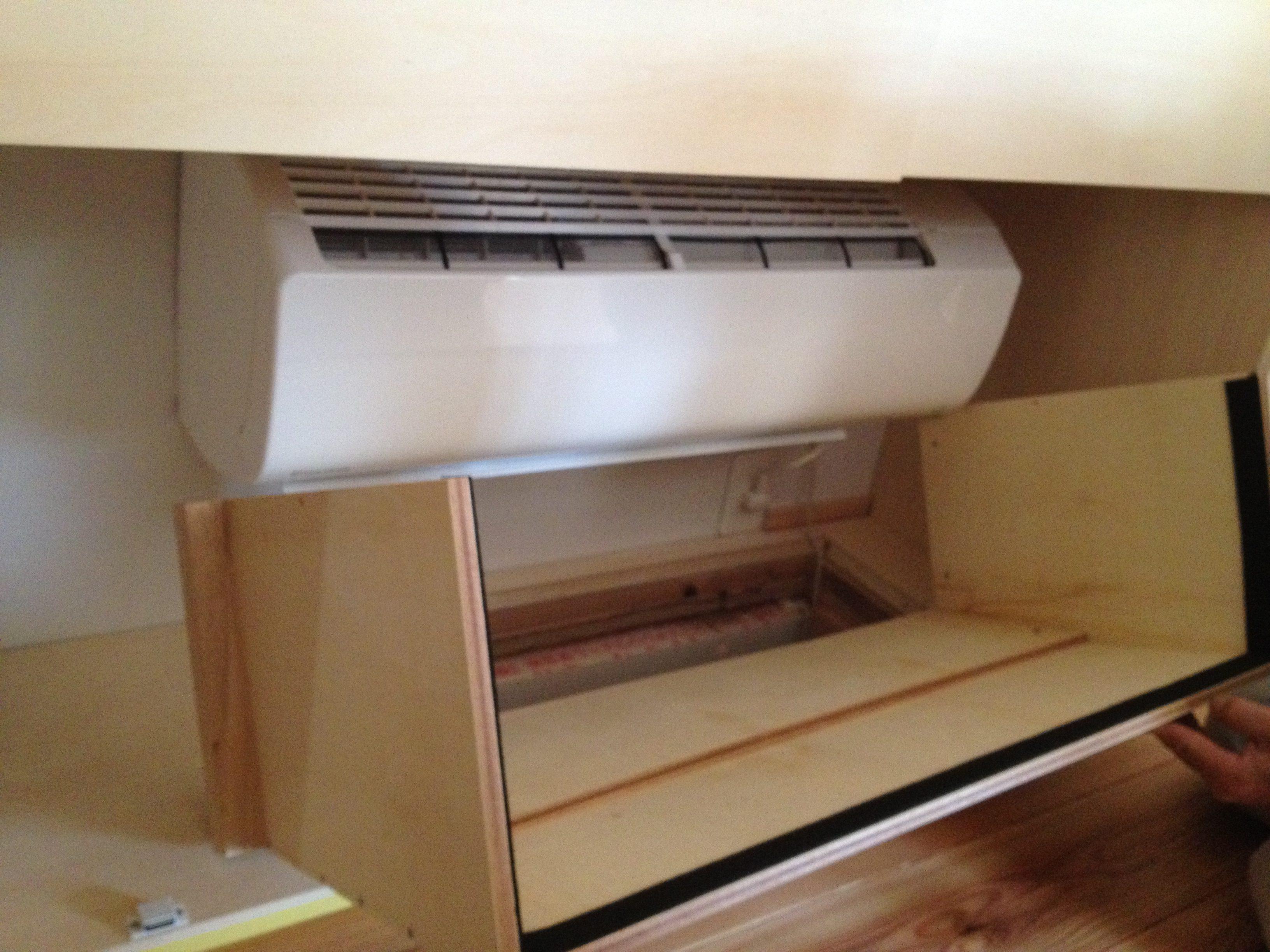 床下エアコン2012-3の写真