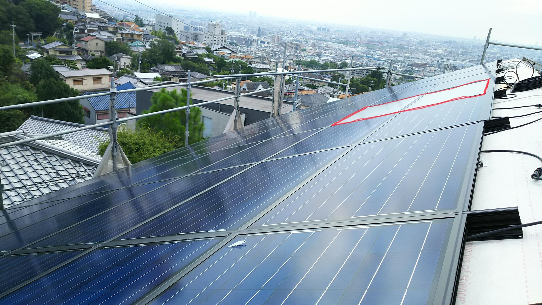 東大阪市エコテクノルーフの写真