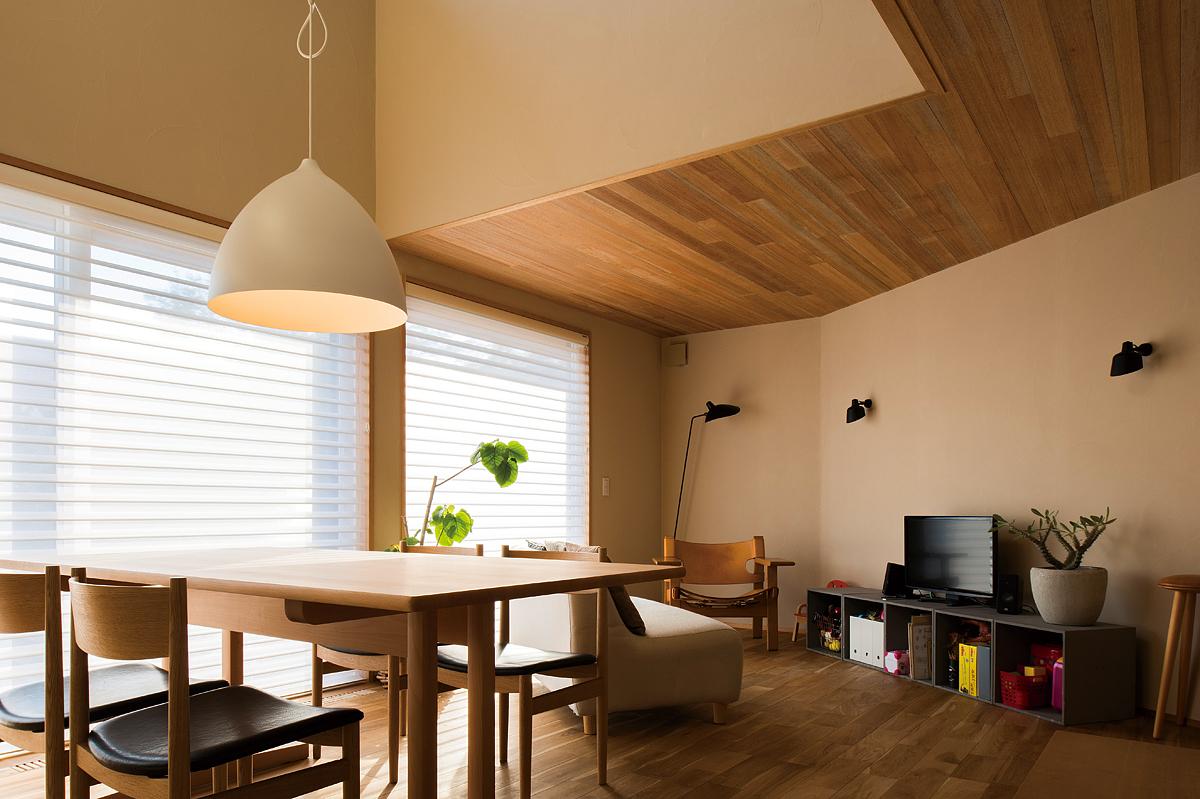 大山崎町高断熱住宅の写真